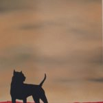 Bringing the Boy back oil painting artist Kevin de Klerk