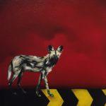 The Crossing oil painting artist Kevin de Klerk