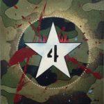Order of command oil painting artist Kevin de Klerk