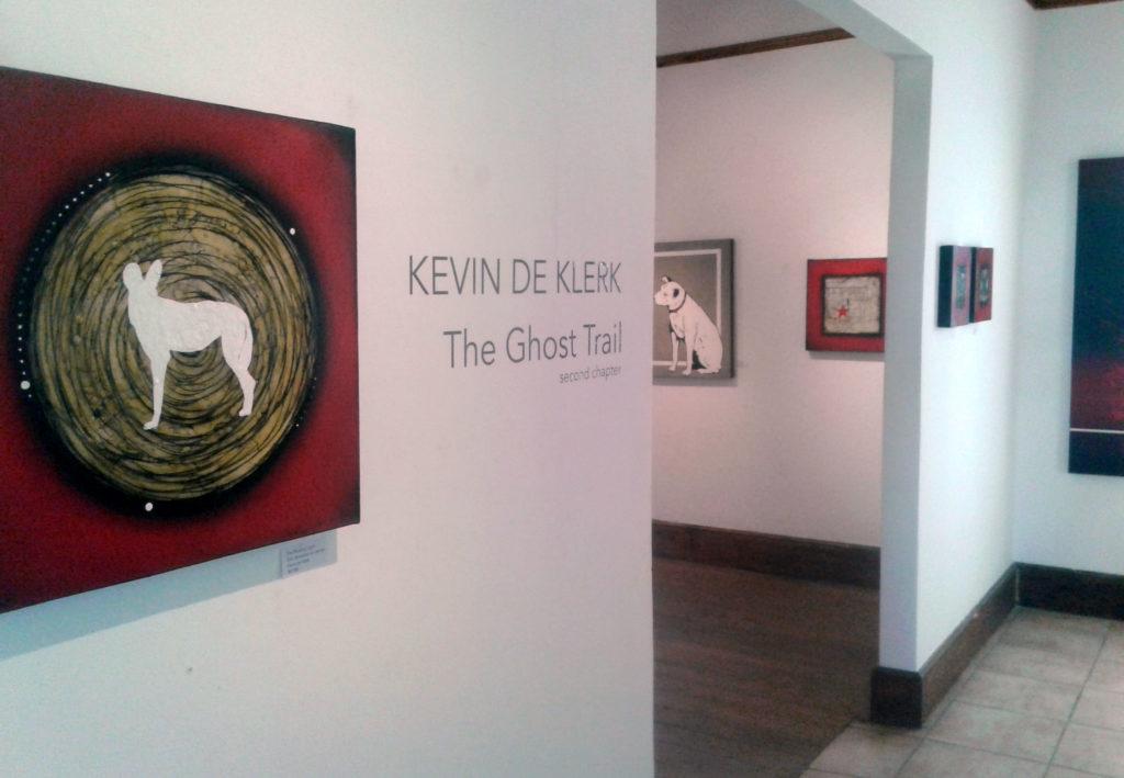 Prince Albert exhibition Kevin de Klerk