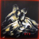 Oil on Canvas fine art Kevin de Klerk