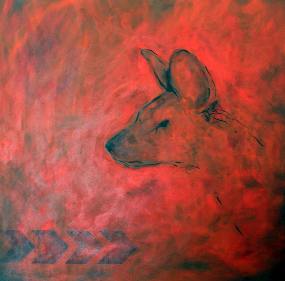 Oil painting fine art Kevin de Klerk