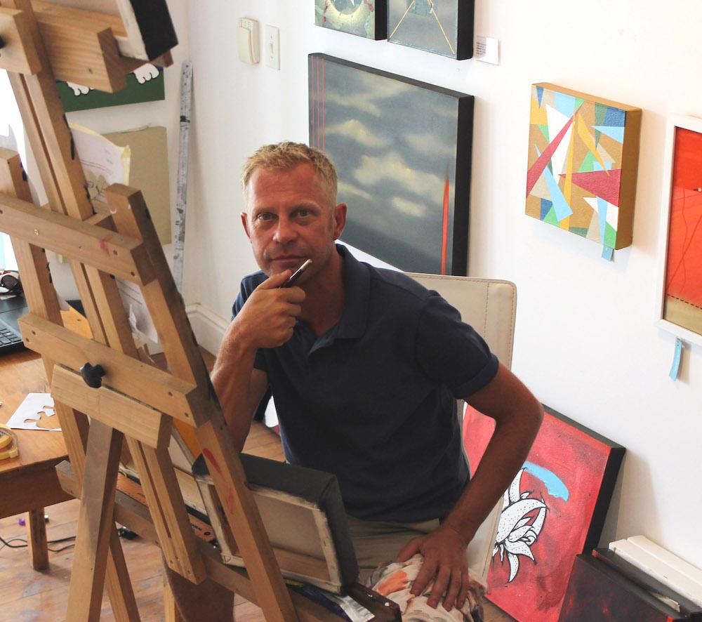 Kevin de Klerk artist