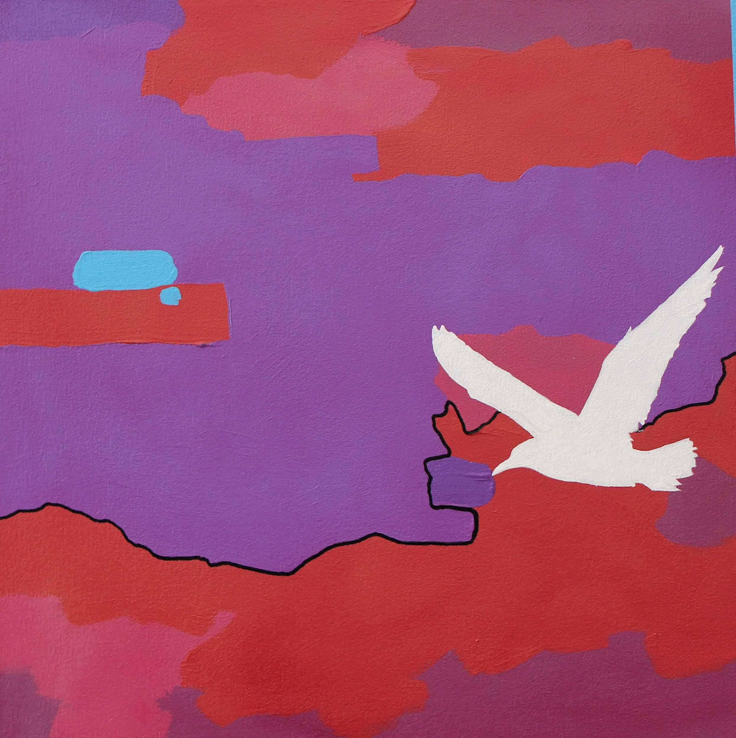 Knysna painting acrylic on canvas