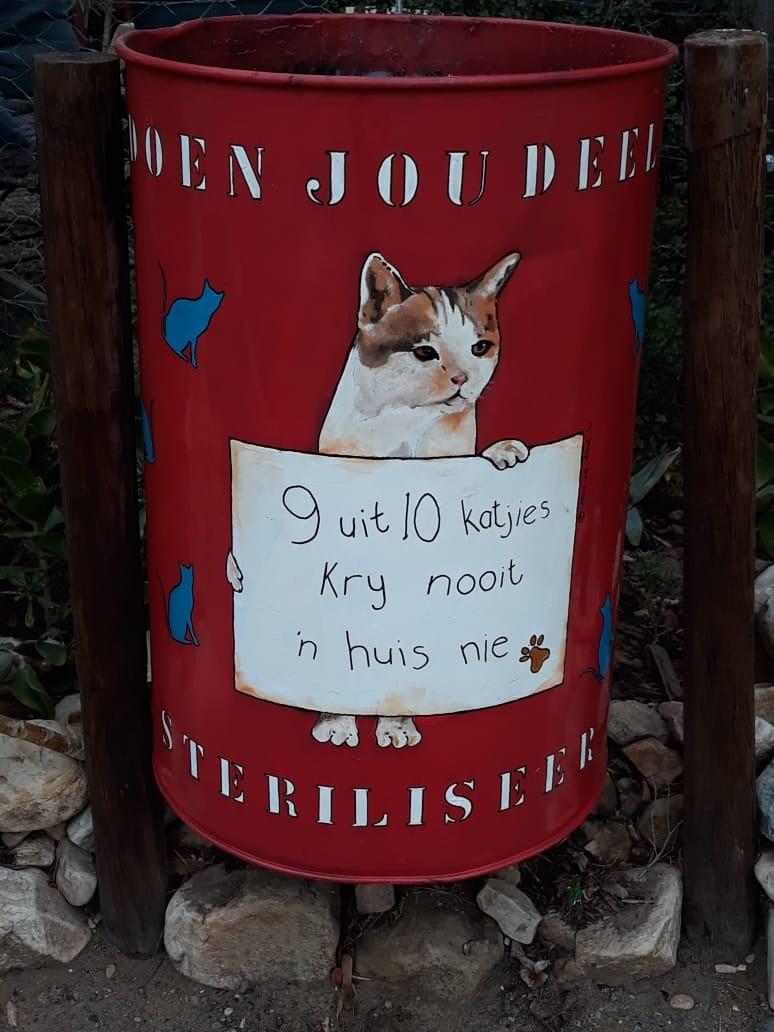 Animal awareness bin project