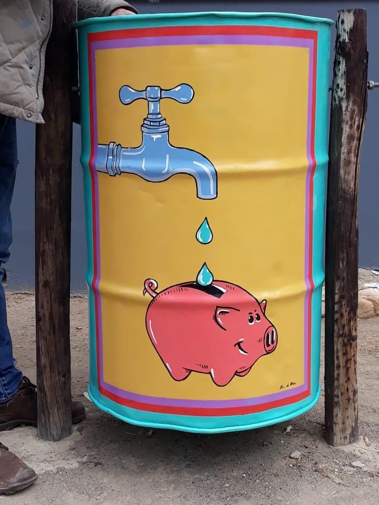 Save Water Prince Albert